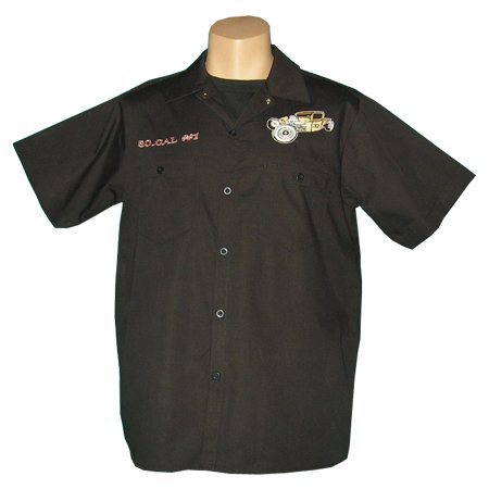 Retro Work Shirt