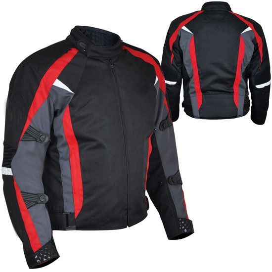 MC Textile Jackets Gents